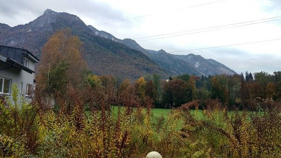 View from grounds of Haus Am Moos