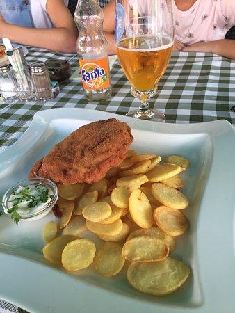 Gamlitz, Østrig: Cordon Bleu