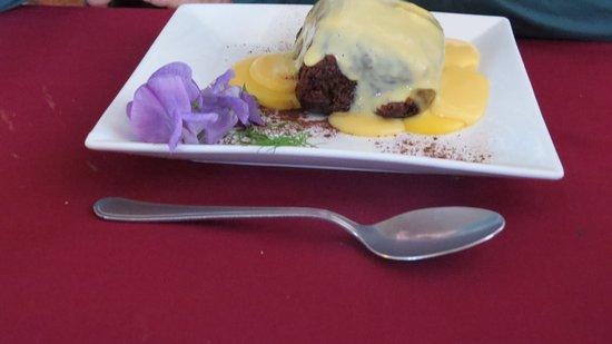Bathurst, África do Sul: Malva pudding