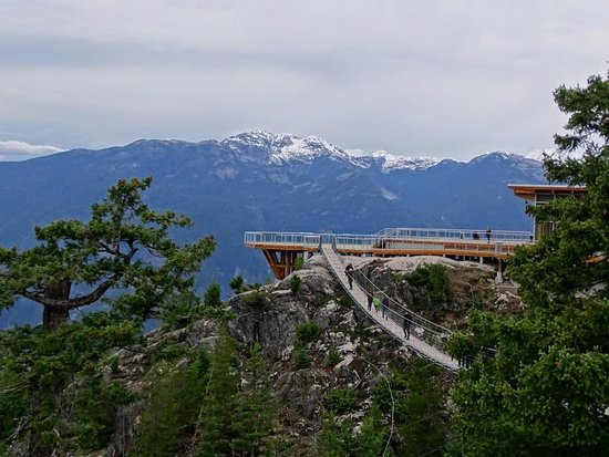 Squamish, Canadá: Viewing Platform
