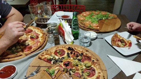 Bialka Tatrzanska, Polônia: Fresco Ristorante & Pizzeria