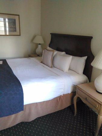 Queen Bed room.
