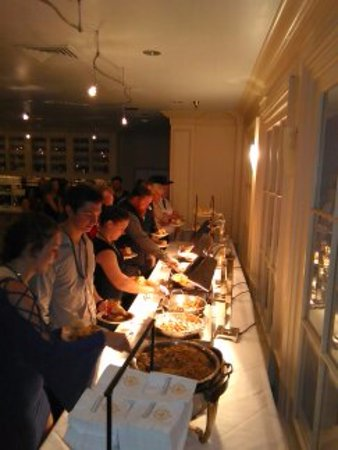 Wedding Reception Buffet Picture Of Maison Dupuy New Orleans