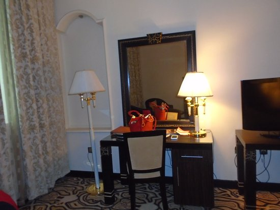 Sharjah Palace Hotel : My room