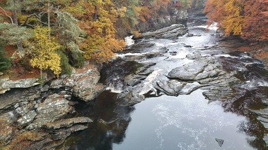 Invermoriston Bridge and Falls Nov 2016