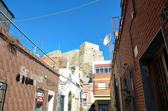 Barrio La Almedina