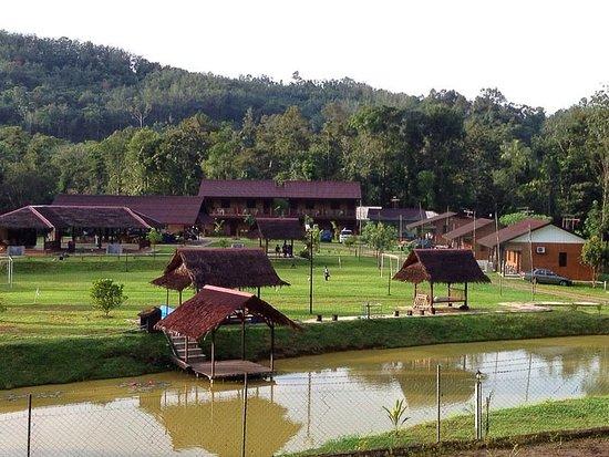 Huda's Haven Resort, Hulu Rening, Batang Kali, Selangor, Malaysia