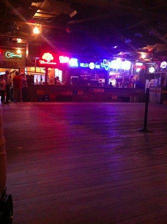empty dance floor prior to the concert picture of gruene hall new