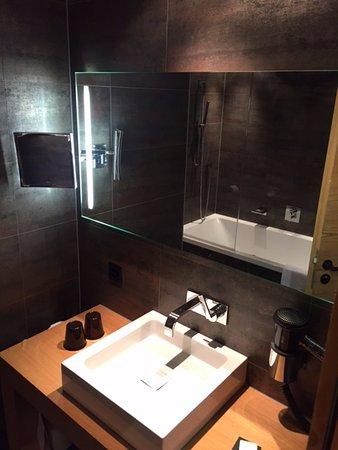 Unique Hotel Post: Banheiro top