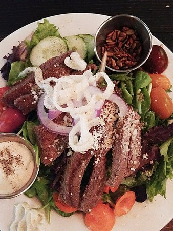 Spokane Valley, WA: Black & Bleu Salad