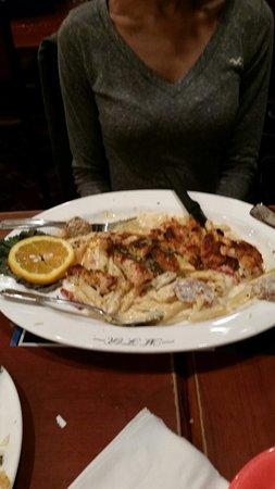 Marietta, GA: chicken madriga and cajun are both blackened I think