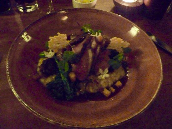Kota Restaurant: Trio of Lamb