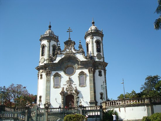 Centro Historico de Sao Joao Del Rei