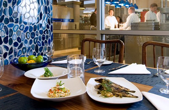 Oceana Restaurant: Reserve a seat at our Chef's Table