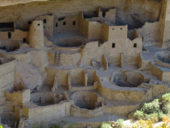 Mancos, CO: Anasazi Cliff Dwellings