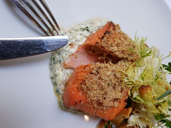 Oceana Restaurant: Salmon