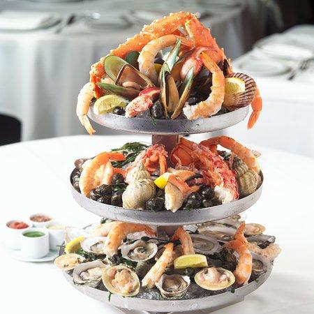 Oceana Restaurant: Shellfish Plateau