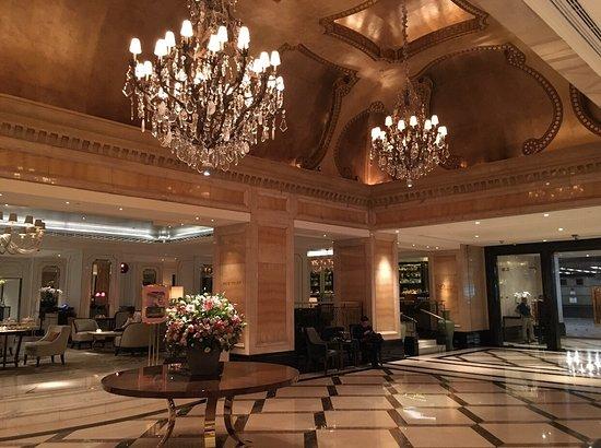 香港朗廷酒店照片