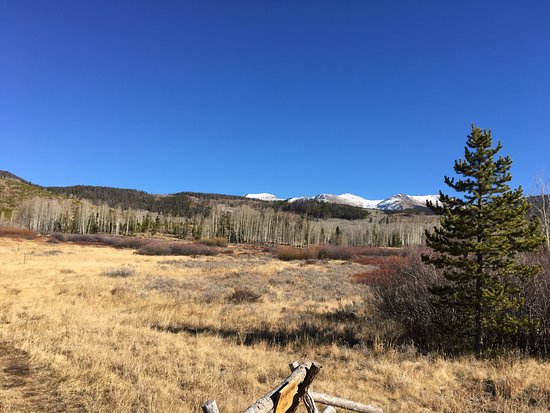 Tabernash, CO: more scenic & aspen groves