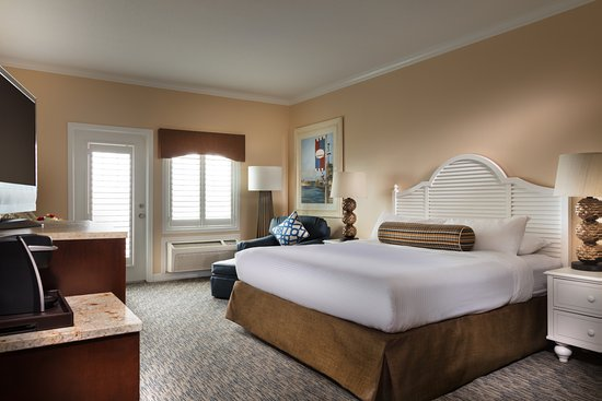 Boardwalk Inn: Standard Room with King Bed