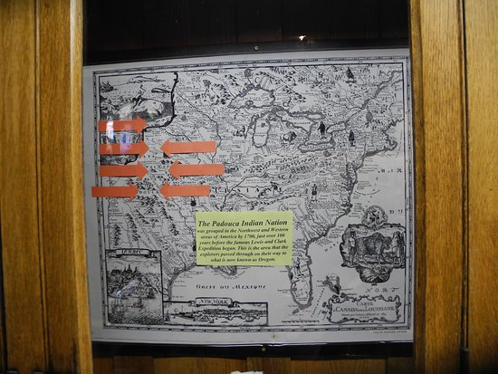 William Clark Market House Museum: The Paduca Indian Nation