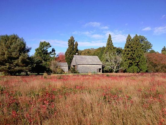 West Tisbury, MA: The Far Barn; open to visitors spring to fall. Site of summer lectures and workshops.