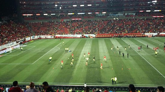 Estadio Caliente Xoloitzcuintles