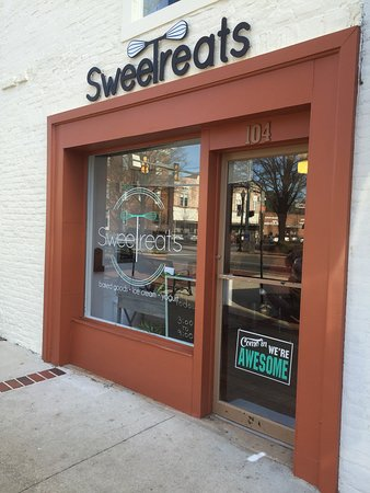 Milledgeville, Géorgie : SweeTreats