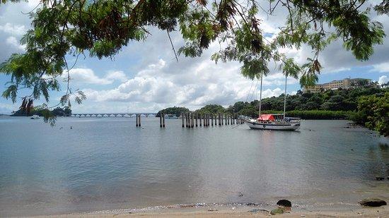 Playa Cayacoa : Santa Barbara del Samana