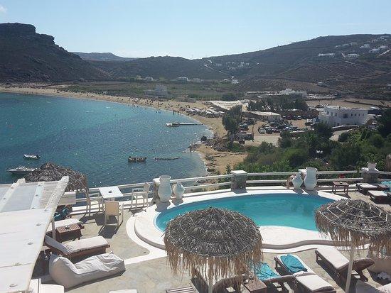 Panormos, Grækenland: Piscine