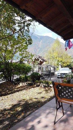Residence La Locanda: Parcheggio
