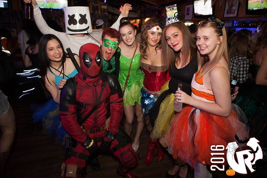 Halloween Party Pics