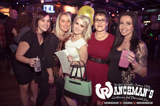 Ranchman's Cookhouse and Dancehall: Stagettes, Birthdays, Corporate Parties