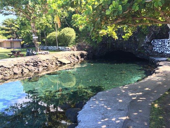 Piula Cave Pool: photo0.jpg