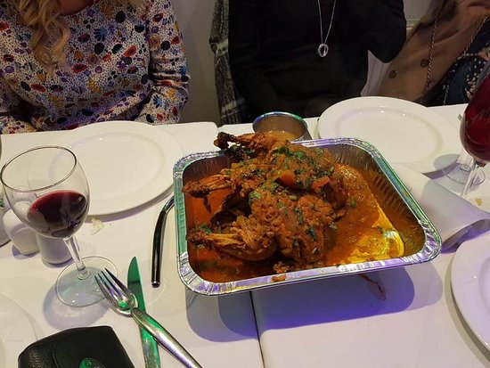 Farningham, UK: The best dish ever..........