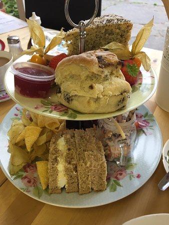 Brigg, UK: Wonderful Afternoon tea