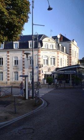Hotel De France Logis: Hôtel de France, Beaune