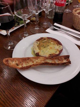 Le Bistrot de Paris: Camembert rôti