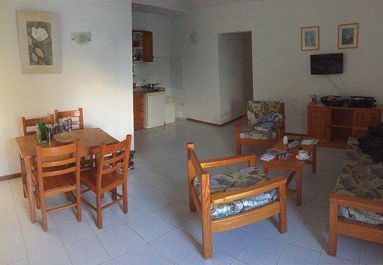 Apartamentos Cotillo Lagos: Cotillo Lagos - Innenansicht Appartement