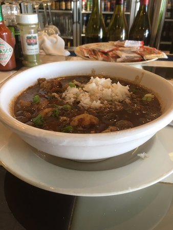 League City, TX: Lil Daddy Seafood Gumbo