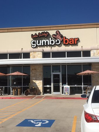 League City, TX: Little Daddy's gumbo bar