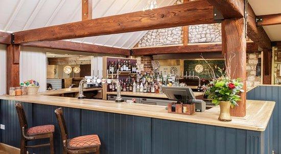 Titchwell, UK: Bar & Lounge area