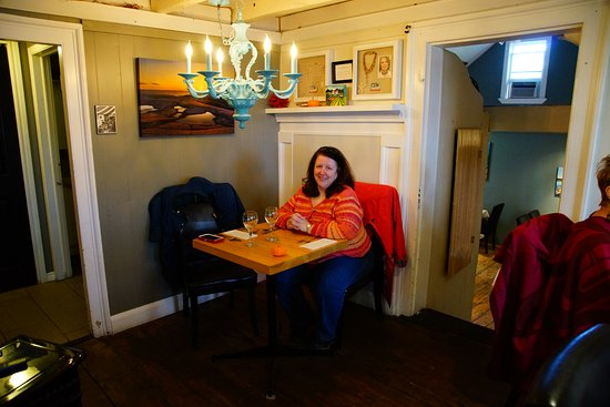 Mahone Bay, Canada: My Sweetheart, Susan