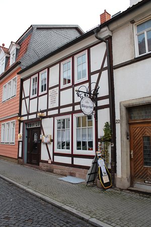 Heilbad Heiligenstadt, Tyskland: mit Kegelbahn