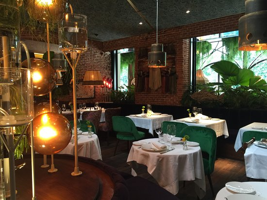 Aperitivo de la casa muy bueno y la presentaci n de 10 - Casa arabe madrid restaurante ...