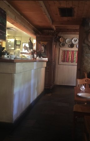 Warm And Cozy With Good Food Picture Of Cafe Rustica Carmel Valley Tripadvisor