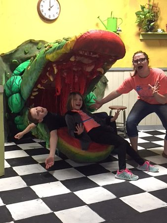 Abilene, KS: GPT youth production of Little Shop of Horrors!