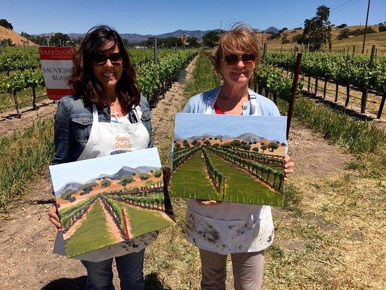 Santa Ynez, Καλιφόρνια: Masterpieces from Saarloos & Sons Vineyard