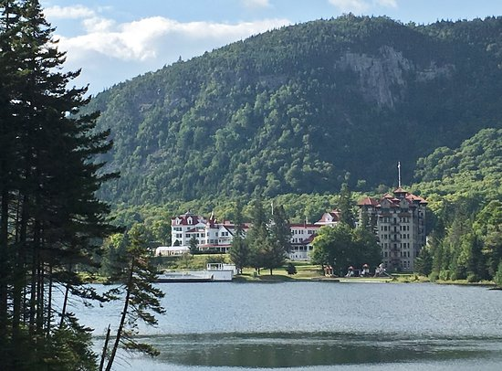 Balsams Resort in Dixville Notch