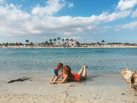 Ayia Thekla Beach: photo5.jpg